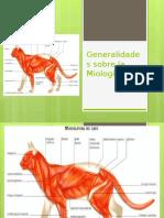 Miología-Anato veterinaria