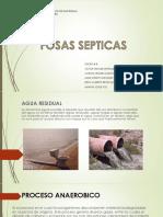 Fosas Septicas Grupo 8-1