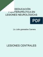 Manejo Fisioterapéutico de La Lesión Medular
