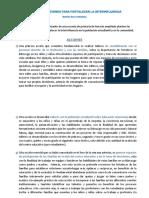Diseñando Acciones Para Fortalecer La Interinfluencia-Beltrán Seco
