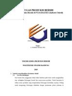 Peluang Produksi Bersih Industri Tekstil