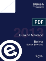 GM Servicios - Bolivia 2013