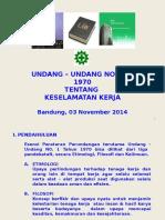 Uu No 1 Th 1970 Bandung 03 Nov 2014