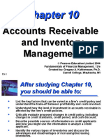 Lecture 5 - Account Receivables and Inventory Management