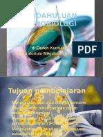 Pendahuluan Mikrobiologi