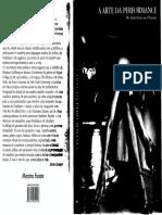 A Arte da Performance (GOLDBERG, Roselee).pdf