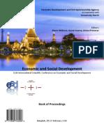 Book of Proceedings Esd Bangkok 2016 Online