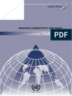 Fugazza (2015)_Maritime Connectivity and Trade