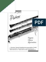 Donizetti - Sonate in F Major for Flute & Piano (Score and Flute Part)