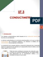UT 3. Conductimetría