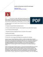 Pengaturan Sanksi Administrasi Pembuatan Amdal