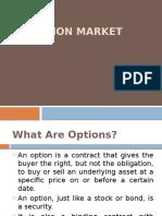 Ppm Option Market