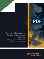 Continental Correas Industriales