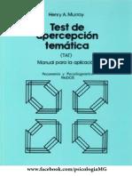 Tat Henry - Murray Manual Aplicación