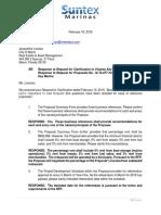 Virginia Key SMI, LLC Response to RFC