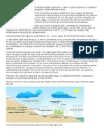 Evaporación (ciclo del agua)