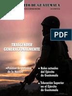 Revista del Ejercito de Guatemala 2014