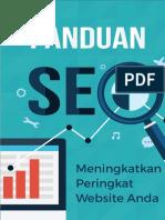 Panduan SEO Meningkatkan Peringkat Website