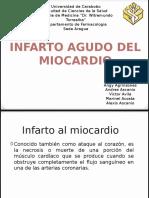 Manejo del Infarto al Miocardio