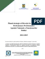Planificare strategica ANFP