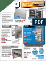 Geiger Industrial Storage Special 2016
