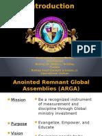 arga overview presentation