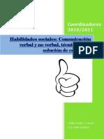 Habilidades Sociales... Daniel Blanco