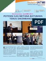 Buletin IATMI & Barrels Maret-April 2014