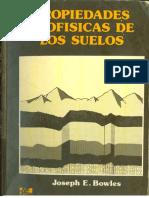 Propiedades Geofisicas de Los Suelos