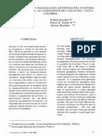 Biologia Floral y Polinizacion Artificial Del Guanabano