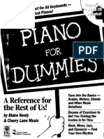Piano for Dummies (1999)