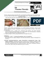 Prinsip Penanganan Trauma Thorax