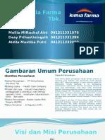PT Kimia Farma Tbk
