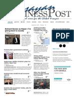 Visayan Business Post 16.05.16