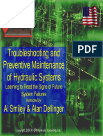 Troubleshooting and Preventive Maintenance of Hydraulic Systems - Al Smiley