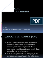 Teori Model Cap