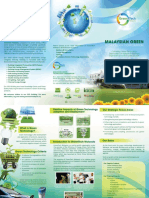 Greentech Malaysia -General Brochure