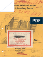 (1952) The Armored Division as an Assault Landing Force