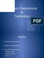 Wireless Transmission & Technology