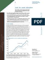 Volatility Signals for Asset Allocation
