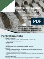 Presentación Aguas- Química Industrial