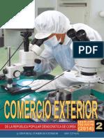 Comercio Exterior de La RPDC 2-2014