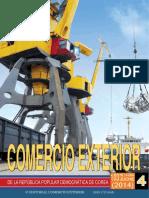 Comercio Exterior de La RPDC 4-2014