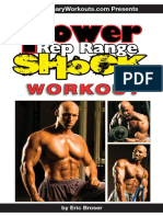 Power RepRange ShockWorkout