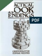 Mednis, Edmar - Practical Rook Endings.pdf