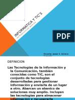 Informatica y Tic's Introduccion Upav 001