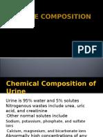 KP 1.4.6.6 Komposisi Urine