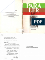 DELEUZE, Gilles - Para Ler Kant