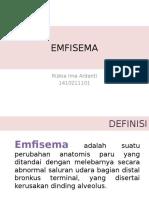 Case 2 Emfisema
