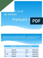 fr1 mon petit livre de verbes